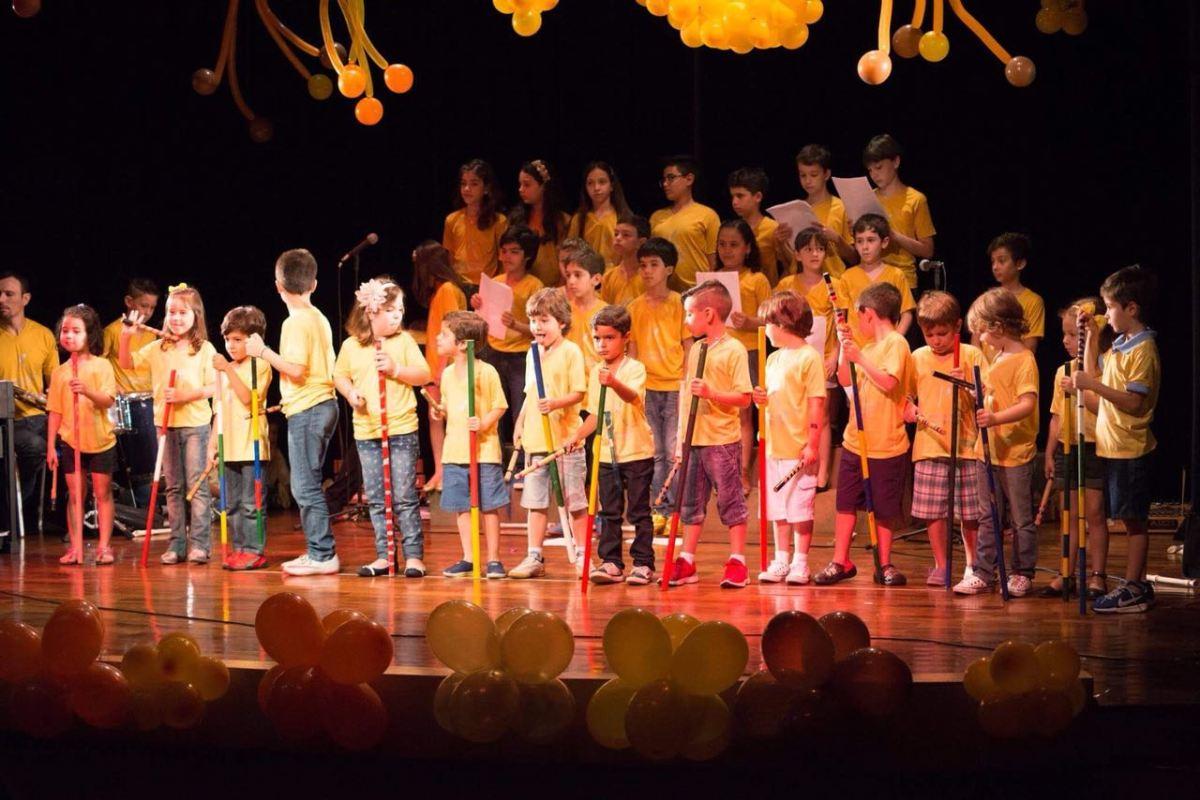 Musicalização Infantil: Dê a oportunidade de seu filho fazer adiferença!